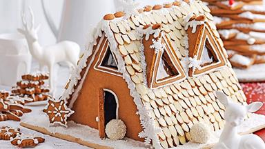 Watch: Christmas gingerbread creations