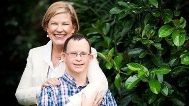 Having a disabled son taught me about love