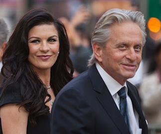 Michael Douglas and Catherine Zeta-Jones.