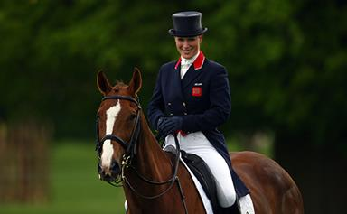Zara Phillips first royal to star in video game