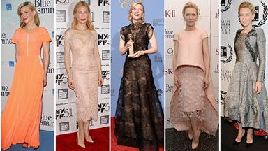 Cate Blanchett's best fashion looks