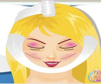 Plastic Surgery for Barbie app.