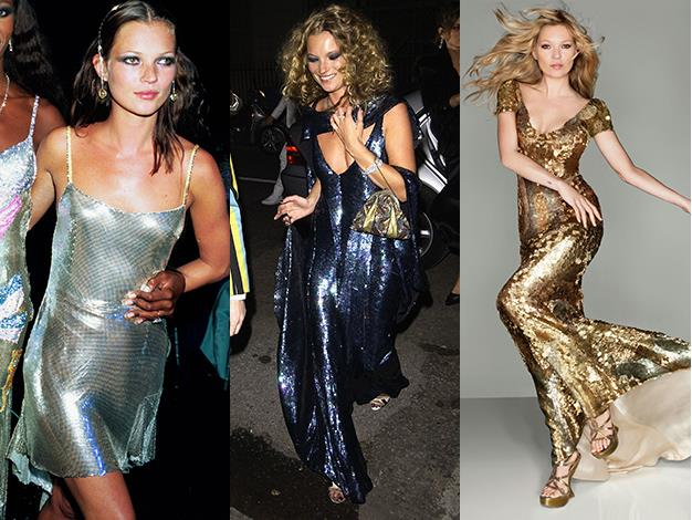 Supermodel Kate Moss gets set to celebrate the big 4-0!