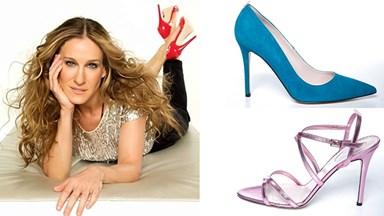 Sarah Jessica Parker launches 'comfy' shoe line