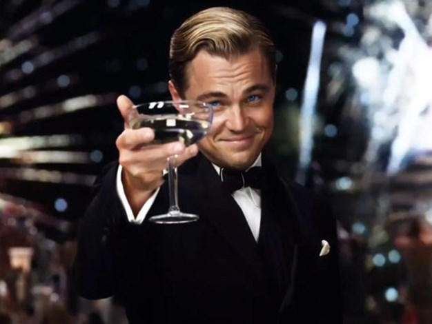 A still from The Great Gatsby.