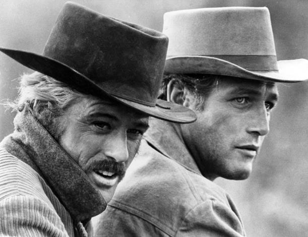 "Perhaps the original bromance. The film ""Butch Cassidy and the Sundance Kid"" was one of the highlights of a beautiful friendship between Robert Redford and the late great, Paul Newman. They worked together again in ""The Sting."" When Newman passed away in 2008, Redford spoke at length about their relationship, praising Newman's social responsibility and his sense of fun."