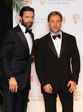 An Aussie bromance at its best! The mateship between the boys from down under, Russell Crowe and Hugh Jackman is far from miserable. Jackman recently revealed that her owes his career to Crowe who passed on what would become Jackman's most iconic role– Wolverine in the X-Men franchise– and recommended his friend for the part.
