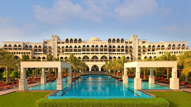 Jumeirah Zabeel Saray hotel, perched on the Arabian Gulf, does an excellent line in Dubai luxury accommodation.   The Zabeel Saray's in-house spa is a long-distance traveller's haven.