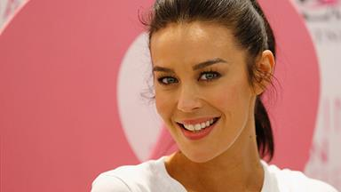 Pregnant Megan Gale stepping out of spotlight