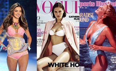 Australia's hottest modelling exports