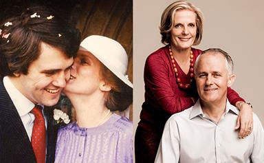 Why I love her: Malcolm Turnbull on wife Lucy