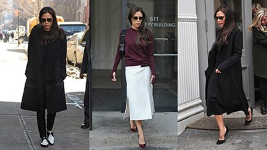 Victoria Beckham to launch shoe collection