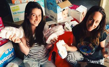 The Nappy Collective making a difference