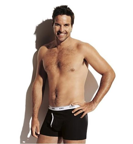 Pat Rafter is perhaps Bonds' most famous ambassador.