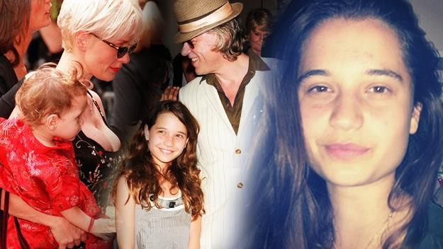 Heavenly Hiraani Tiger Lily Hutchence Geldof