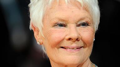 Judi Dench can't read or watch films due to failing eyesight