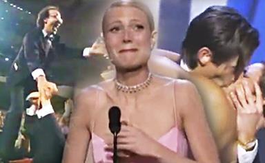 Most joyous Oscars speeches