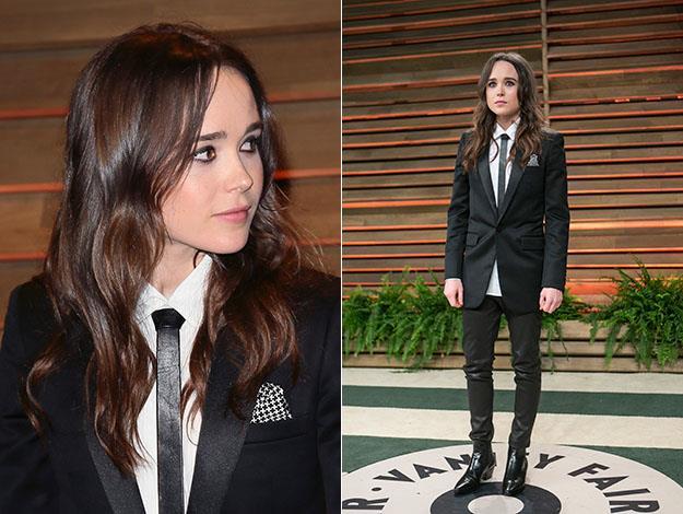 Ellen Page. Photo: Getty Images