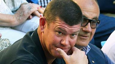 'My personal life is a disaster,' admits James Packer