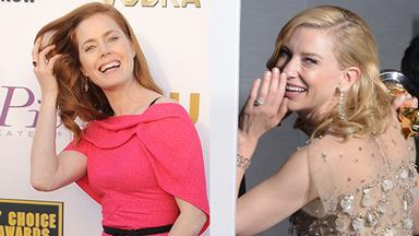 Cate Blanchett and Amy Adams get Oscars tattoos