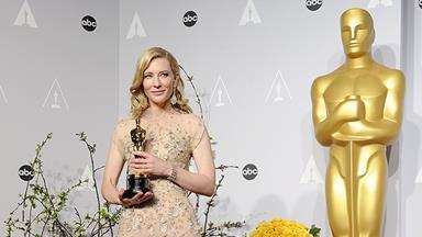 Can Cate Blanchett break the Oscars love curse?