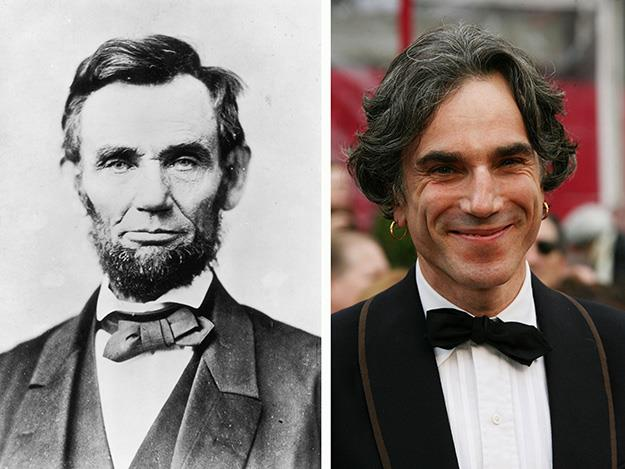 Daniel Day Lewis won his third Best Actor Academy Award for his portrayal of American president Abraham Lincoln in 2012's Lincoln.