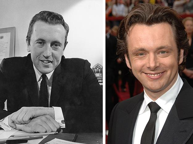 Michael Sheen gave the performance of his life in his portrayal of talk-show host David Frost in 2008's Frost/Nixon.