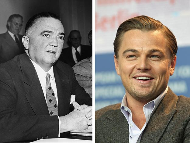 Leonardo DiCaprio got yet another Oscar nomination for his powerful portrayal as former FBI boss, J. Edgar Hoover in 2011's J. Edgar.