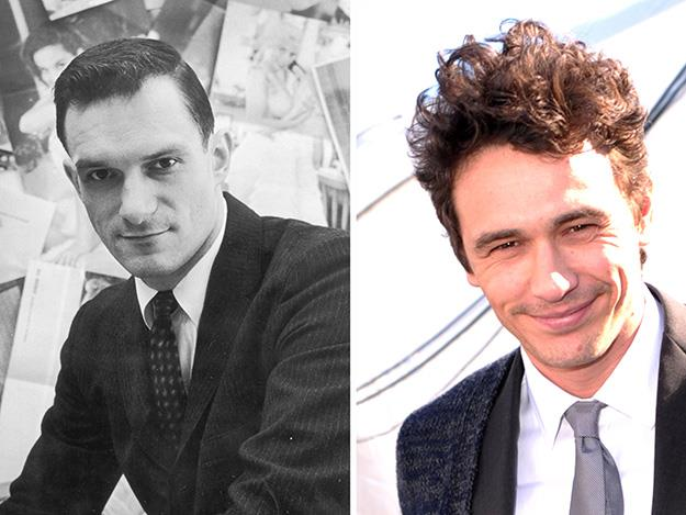 2013's Lovelace saw James Franco take on Playboy founder Hugh Hefner.