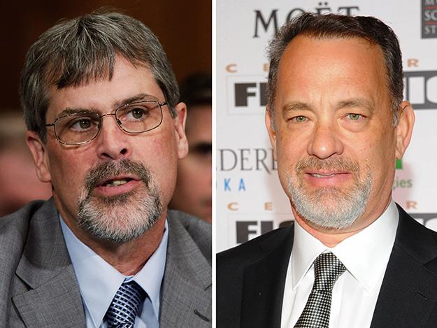 Tom Hanks brought the story of Captain Richard Phillips to the big screen in 2013's Captain Phillips.