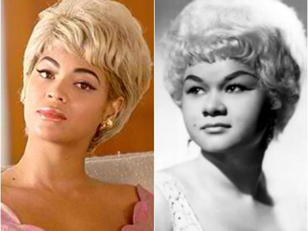 Beyoncé tested her acting chops when she played Etta James in the 2008 film, Cadillac Records.