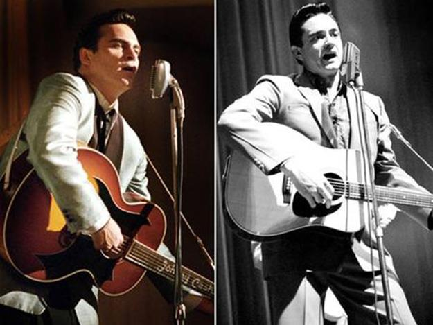 Joaquin Phoenix was brilliant in his leading role as Johnny Cash in 2005's Walk the Line.