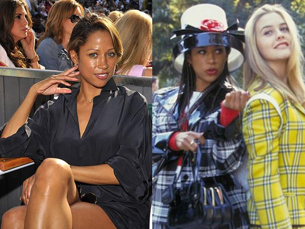 Stacey Dash was 28 when she played ditzy 17-year-old Dion Davenport in the 1995 film, Clueless. The ageless actress also reprised the role in the TV series that followed.