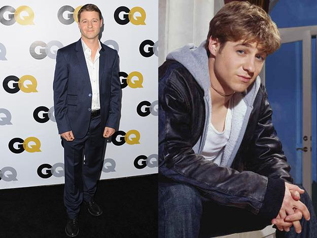 In The O.C.'s first season actor Benjamin McKenzie was 25, a decade older than his on-screen counterpart, Ryan Atwood.