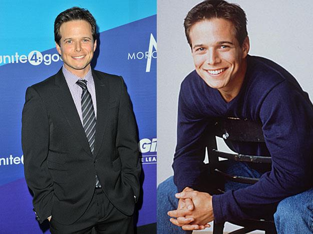 At age 26, actor Scott Wolf was a whole decade older than his 16-year-old teenage character Bailey in the 90s hit Party of Five.