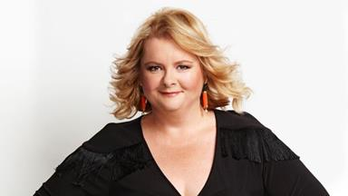 Magda Szubanski: 'I'm fat, deal with it'