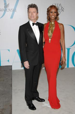 Iman, 58, has been married to her legendary musician husband, David Bowie, 67, since 1992.