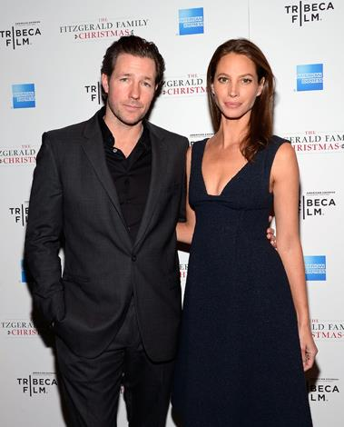 Christy Turlington's husband, Ed Burns is American actor, film producer, writer, and director best known for appearing in several films like Saving Private Ryan and The Holiday. The pair has been married since 2003 and has two children together.