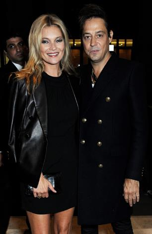 Kate Moss's other half, Jamie Hince, is an English guitarist and singer songwriter best known for the indie rock duo The Kills. Kate, 40, and Jamie, 45, married in a small private ceremony in 2011.