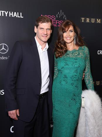 Former Sports Illustrated cover girl, Carol Alt, 53, has found love with a Russian man thirteen years her junior. Alt has enjoyed a long term romance with former ice-hockey player and millionaire, Alexei Yashin, 40.