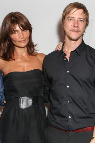 Danish beauty Helena Christensen, 45, has managed to bag a younger man. The former Victoria's Secret model has been dating 35-year-old musician Paul Banks, of rock band, Interpol since 2008.