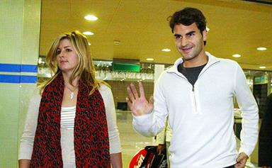 Roger Federer expecting another set of twins
