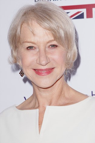 British actress Helen Mirren might be 68 but the star is as radiant and beautiful as ever with no signs of surgery.