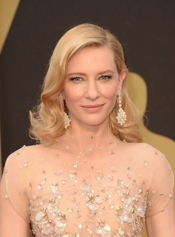 "Cate Blanchett, 44, might be the face of cosmetics brand SK-II but the Oscar winner says for her, surgery is a no-go; ""I'm not sitting on a soapbox telling women what they should and shouldn't do … I just know what works for me. I'd just be too frightened about what it means long-term."""