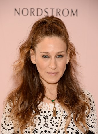 "Sarah Jessica Parker, 48, says that people are crazy trying to fight the aging process: ""It's like those flowers that wilt in front of you in time-lapse films. But what can I possibly do? Look like a lunatic?"""