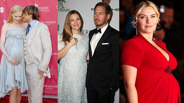 Nicole Kidman, Keith Urban, Kate Winslet