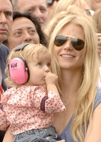 "Gwyneth Paltrow called her daughter Apple because apples are ""sweet, wholesome, clean and biblical""."