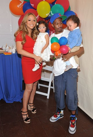 Only Mariah Carey would have twins and christen them with matching monikers. The singer had twins with her now ex-husband Nick Cannon and called her son Moroccan - after the decor in her New York apartment - and daughter Monroe - after Marilyn Monroe.