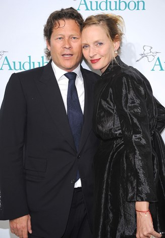 Uma Thurman named her third child Rosalind Arusha Arkadina Altalune Florence Thurman-Busson. Uma says she and her partner, Arpad Busson were struggling to pick a name so they just used all of the ones they like. For the sake of saving time thankfully, the child will answer to 'Luna'.