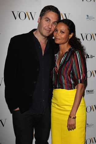 Crash star Thandie Newton took to Twitter to announce that she and husband Ol Parker decided to name their baby boy Booker (after a US historical figure) Jombe (a popular Zimbabwean name in tribute to Thandie's cultural heritage).